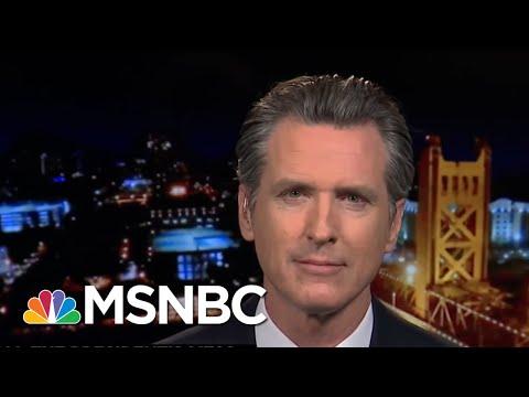 Governor Gavin Newsom Endorses Kamala Harris For President | All In | MSNBC