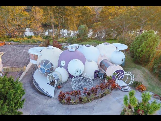 Единственный в своем роде «дом из пузырьков» выставлен на продажу вАвстралии