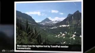 Highline Trail, Glacier National Park