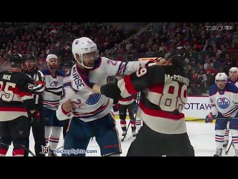 Max McCormick vs. Darnell Nurse