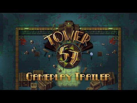 Tower 57 - gameplay trailer thumbnail