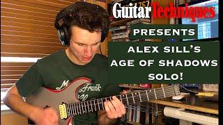 Alex Sill - Age Of Shadows (1080 HD)