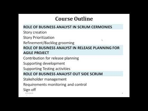 BA Online Training   Business Analyst Training & Certification From ...