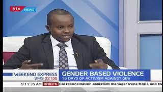 16 days of activism against gender based violence part 2