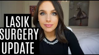 LASIK EYE SURGERY SIDE EFFECTS   Update 2 Years Later