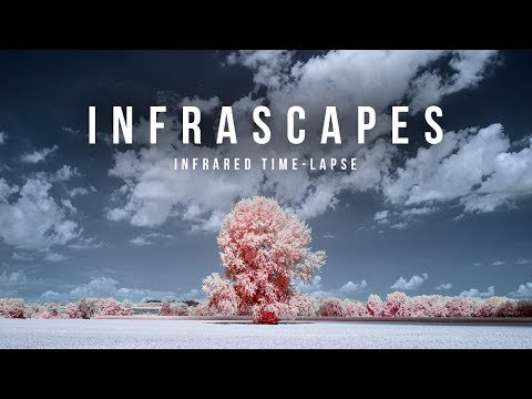 Incredible Infrared Landscape Time Lapse