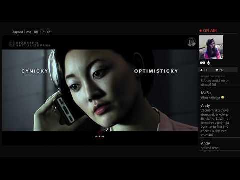 Hidden Agenda (PS4) CZ záznam streamu | české titulky a český dabing | /R-e-n/