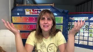 How to Begin Teaching Preschool on Zoom