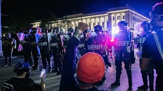 video: Kenosha unrest: Kyle Rittenhouse, 17, charged with murder after two killed during Wisconsin protests