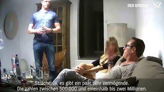Straches Alkohol-Abend mit politischem Sprengstoff