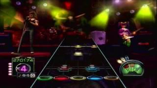 Yellow 100% Expert Guitar FC Guitar Hero 3
