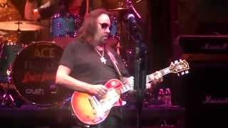 """Ace Frehley - """"Change"""" Live In Durham, NC (Carolina Theatre 11/17/14)"""
