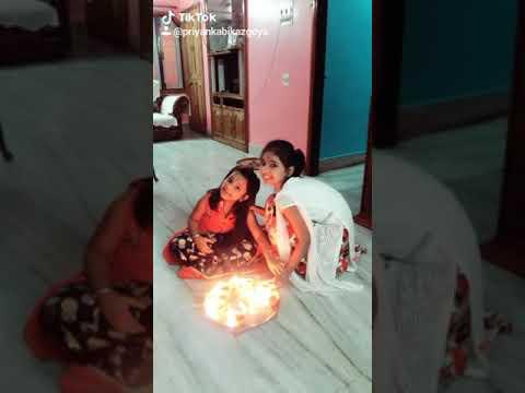 Puku n Pari's diwali no 1