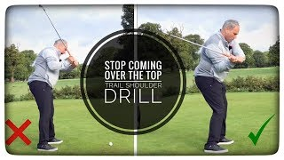 Stop Coming Over The Top| Trail Shoulder Drill
