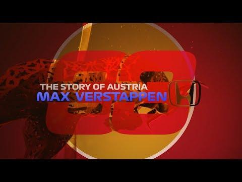 Max Verstappen: The Story of Austria | 2019 Austrian Grand Prix