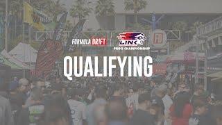 Formula DRIFT - Orlando 2019 - Pro 2 Qualifying LIVE!