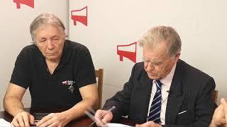 """GO """"Czarna księga prywatyzacji"""". Dr Ryszard Slązak i Zbigniew Modrzejewski"""
