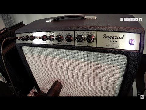 Tone King Imperial MK II session Edition - Vollröhren-Gitarrencombo - Review von session