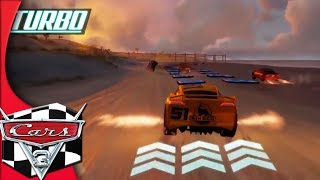Cars 3: New Footage of Racing Abilities & Details