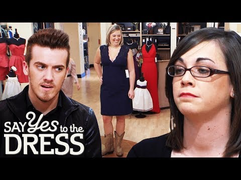 Bride Gives Up Dream Bridesmaids Dress For More Affordable Option | Say Yes To The Dress Bridesmaids