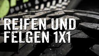 Reifen und Felgen 1x1 | 4x4PASSION #237