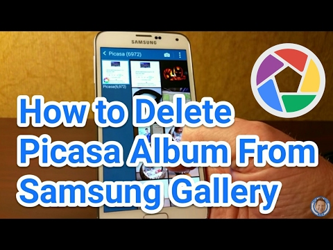 How To Remove Picasa Album From Samsung Gallery Mp3