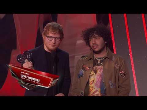 Ed Sheeran Acceptance Speech | iHeartRadio Music Awards 2017