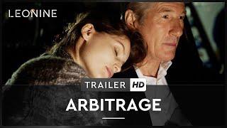 Arbitrage Film Trailer