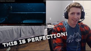 Chris REACTS to Falling In Reverse - The Drug In Me Is Reimagined