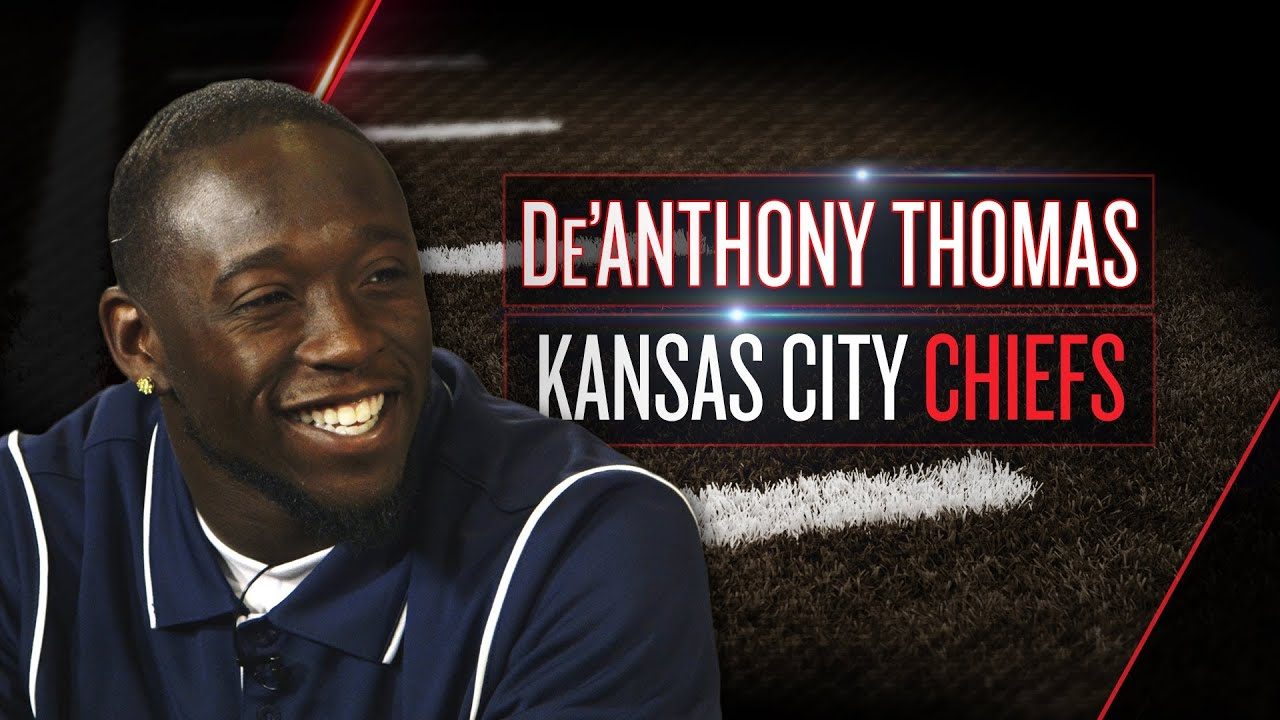 De'Anthony Thomas on new Chiefs role, playbook, snakes (2014 NFLPA Rookie Premiere) thumbnail