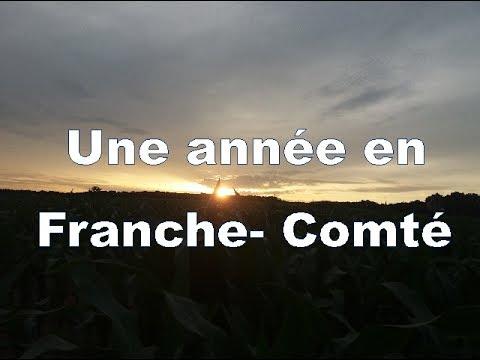 Un an en Franche - Comté