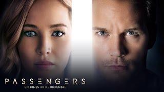 PASSENGERS Tráiler Oficial En Español HD Ya En Cines