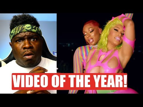 Megan Thee Stallion - Hot Girl Summer ft. Nicki Minaj & Ty Dolla $ign [Official Video] REACTION