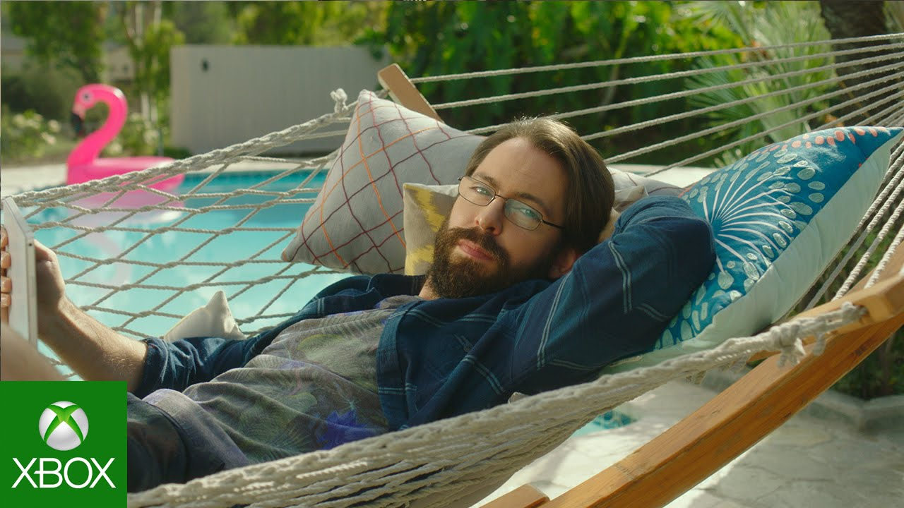 Video forExcited for the New Xbox One Experience? Thank Martin Starr