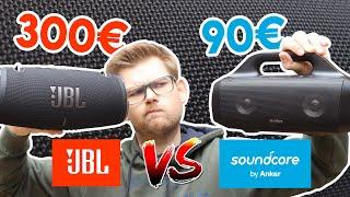 JBL Xtreme 3: Darum solltet ihr diesen viel zu teuren Lautsprecher nicht kaufen! - Test