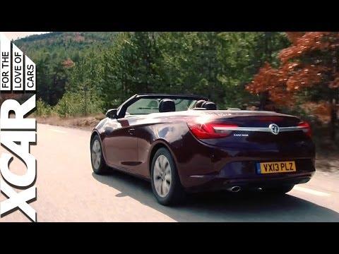 Vauxhall Cascada: Better than an Audi?