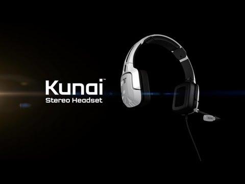Видео № 0 из игры Наушники с микрофоном Tritton Kunai Stereo Headset