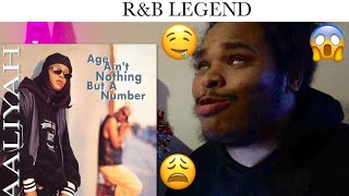 Aaliyah- Age Ain't Nothing But A Number Album REACTION