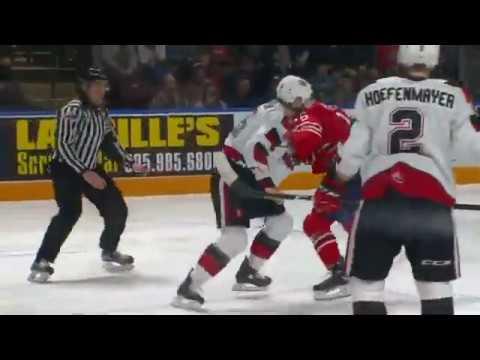 Kyle MacLean vs. Merrick Rippon