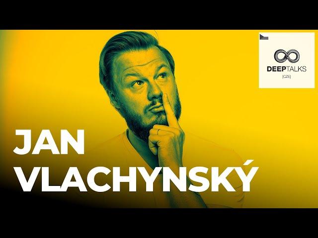 """DEEP TALKS 93: Jan Vlachynský – autor knihy """"Šéfové jsou kok*ti"""" a šéf legendárních brněnských barů"""