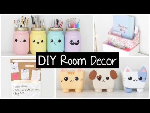 DIY Room Decor & Organization – EASY & INEXPENSIVE Ideas!