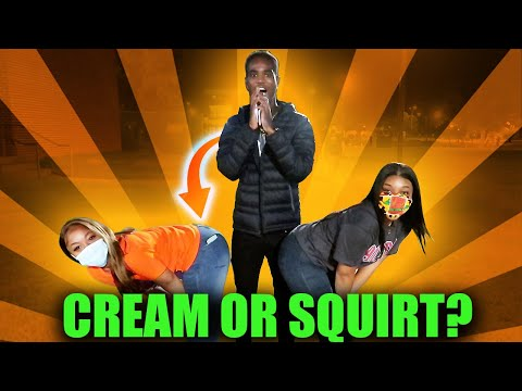 DO YOU CREAM OR SQUIRT?? | PUBLIC INTERVIEW