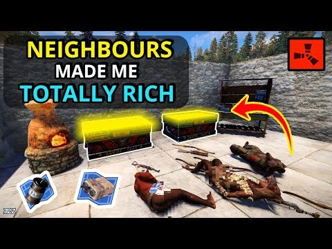 Download My Stacked Neighbours Made Me Totally Rich Rust Solo 2 3
