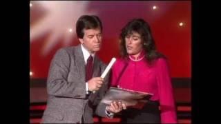 Dick Clark Interview Laura Branigan - American Bandstand 1983