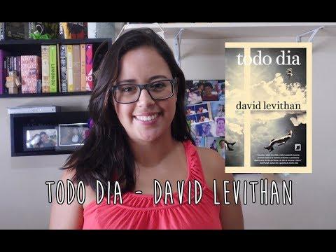 {euLi} Todo dia - David Levithan