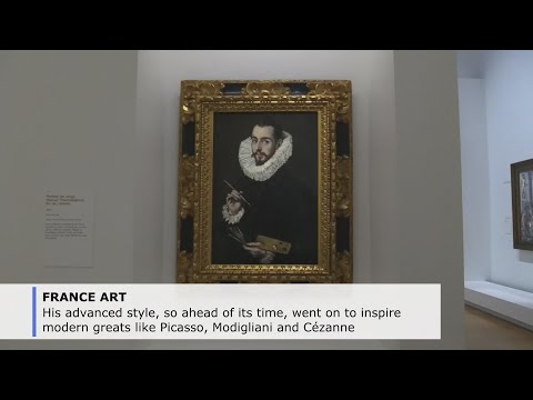 France discovers El Greco, the Renaissance man who inspired modern art