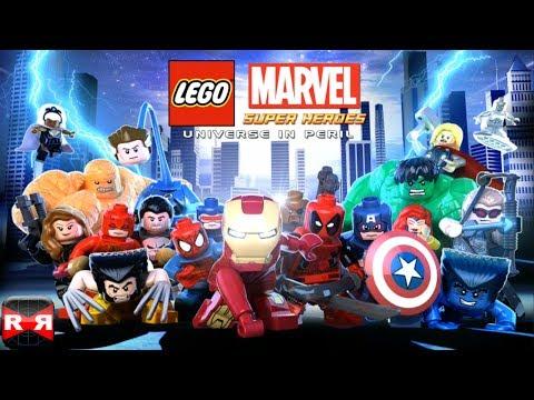 LEGO Marvel Super Heroes : L'Univers en Péril IOS