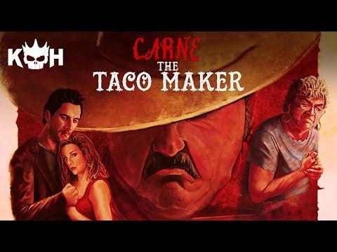 Carne: The Taco Maker   Full Movie English 2015   Horror Movie