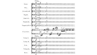 Beethoven - Piano Concerto No. 5 in E-flat Major, op. 73 (Brendel, Rattle), complete with full score