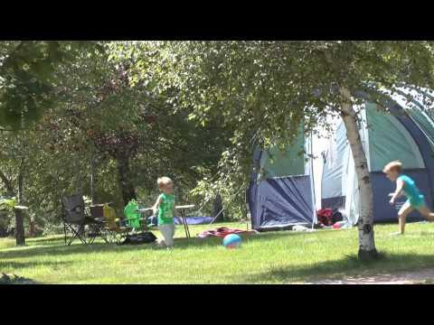 la camping de La Sténiole